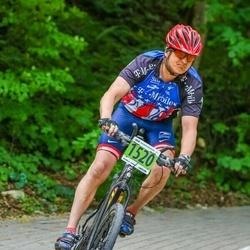 SEB MTB maratons 2016 - 3.posms - Aldis Galgāns (1520)