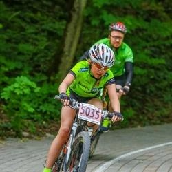 SEB MTB maratons 2016 - 3.posms - Agnija Morozova (5035)