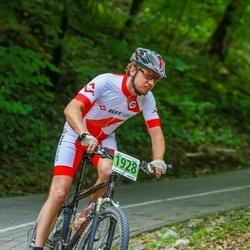 SEB MTB maratons 2016 - 3.posms - Kaspars Koncevičs (1928)