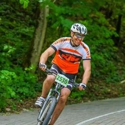 SEB MTB maratons 2016 - 3.posms - Eduards Kondzatovičš (2530)