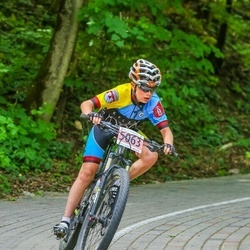 SEB MTB maratons 2016 - 3.posms - Lauris Ābele (5063)