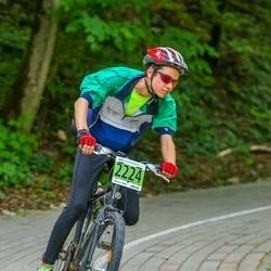 SEB MTB maratons 2016 - 3.posms - Mārtiņš Metums (2224)