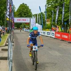 The European XCM championship 2016 - Sten Erik Ottender (80)