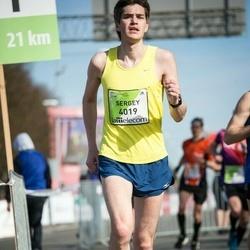 The 27th Lattelecom Riga Marathon - Sergey Bronnikov (4019)