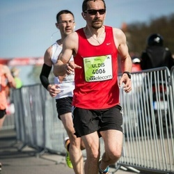 The 27th Lattelecom Riga Marathon - Uldis Putniņš (4006)