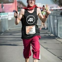 The 27th Lattelecom Riga Marathon - Jānis Ābols (282)