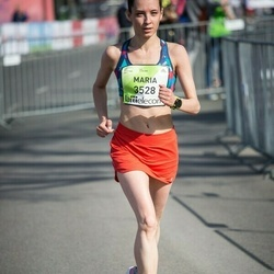 The 27th Lattelecom Riga Marathon - Maria Nagumanova (3528)
