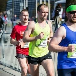 The 27th Lattelecom Riga Marathon - Artem Ustinov (5105)