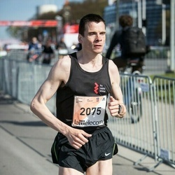 The 27th Lattelecom Riga Marathon - Māris Pakārklis (2075)