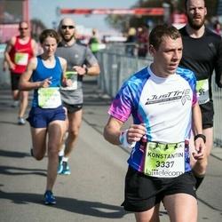 The 27th Lattelecom Riga Marathon - Konstantin Novlyanskiy (3337)
