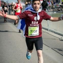 The 27th Lattelecom Riga Marathon - Hesham Shannan (7132)