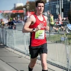 The 27th Lattelecom Riga Marathon - Sam Richardson (3806)