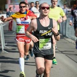 The 27th Lattelecom Riga Marathon - Alexander Abeldyaev (3808)