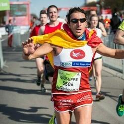 The 27th Lattelecom Riga Marathon - Giuseppe Capozza (5506)
