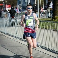 The 27th Lattelecom Riga Marathon - Ruslans Šulga (6671)