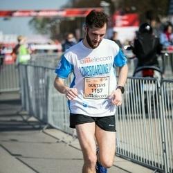 The 27th Lattelecom Riga Marathon - Gustavs Gailītis (1157)
