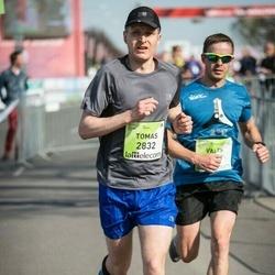 The 27th Lattelecom Riga Marathon - Tomas Matelionis (2832)