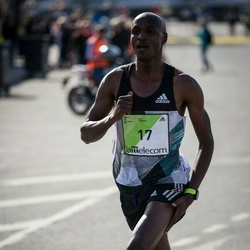 The 27th Lattelecom Riga Marathon - Paul Muhemi Maina (17)