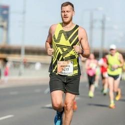 The 27th Lattelecom Riga Marathon - Andris Vējiņš (1477)