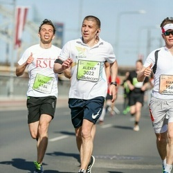 The 27th Lattelecom Riga Marathon - Alexey Zhirenkov (3022)