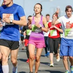 The 27th Lattelecom Riga Marathon - Anastasija Oļeiņika (5944)