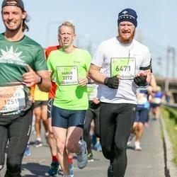 The 27th Lattelecom Riga Marathon - Vahur Valdmann (3272), Ēriks Roze (6471)