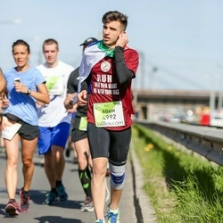 The 27th Lattelecom Riga Marathon - Adam Salameh (4992)