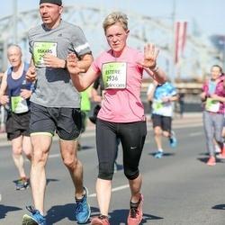 The 27th Lattelecom Riga Marathon - Estere Cīrule (2936)