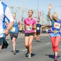 The 27th Lattelecom Riga Marathon - Ginta Vilcāne (2138)