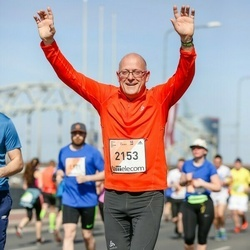 The 27th Lattelecom Riga Marathon - Alexander Mittermair (2153)