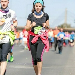 The 27th Lattelecom Riga Marathon - Anastasiia Medinova (2742)