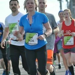 The 27th Lattelecom Riga Marathon - Ene Rõžova (3436)