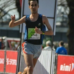 The 27th Lattelecom Riga Marathon - Flávio Nunes (4740)