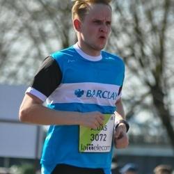 The 27th Lattelecom Riga Marathon - Aidas Pelenis (3072)