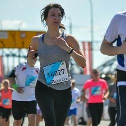 The 27th Lattelecom Riga Marathon - Anastasija Grundmane (14027)