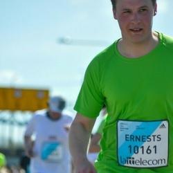 The 27th Lattelecom Riga Marathon - Ernests Ķirsis (10161)