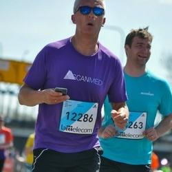 The 27th Lattelecom Riga Marathon - Aigars Siliņš (12286)