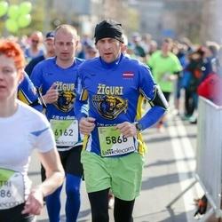 The 27th Lattelecom Riga Marathon - Ainārs Miņins (5868)