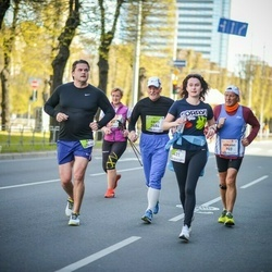 The 27th Lattelecom Riga Marathon - Adriano Boldrin (903), Antti Niittymäki (2684)