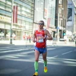 The 27th Lattelecom Riga Marathon - Alexey Belousov (2099)