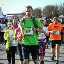 The 27th Lattelecom Riga Marathon - Mārtiņš Skudra (6282)