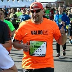 The 27th Lattelecom Riga Marathon - Heinrihs Otomers (4540)