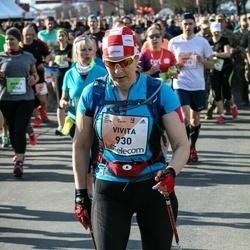 The 27th Lattelecom Riga Marathon - Vivita Ruņģe (930)