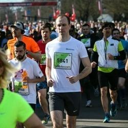 The 27th Lattelecom Riga Marathon - Konstantīns Lukoško (5841)
