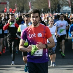 The 27th Lattelecom Riga Marathon - Jānis Vilmanis (5101)