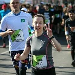 The 27th Lattelecom Riga Marathon - Linda Putāne (2911)