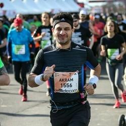The 27th Lattelecom Riga Marathon - Akram Shalabi (1556)