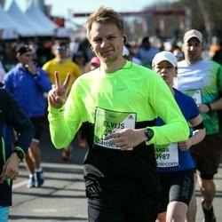 The 27th Lattelecom Riga Marathon - Elvijs Kols (4332)