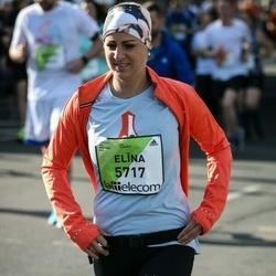 The 27th Lattelecom Riga Marathon - Elīna Gercāne (5717)
