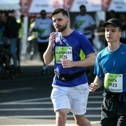 The 27th Lattelecom Riga Marathon - Alexander Zaytsev (3025)